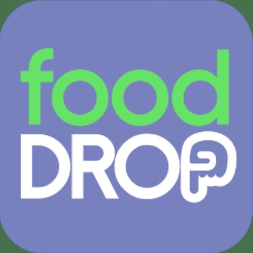 foodDROP: Food Delivery logo