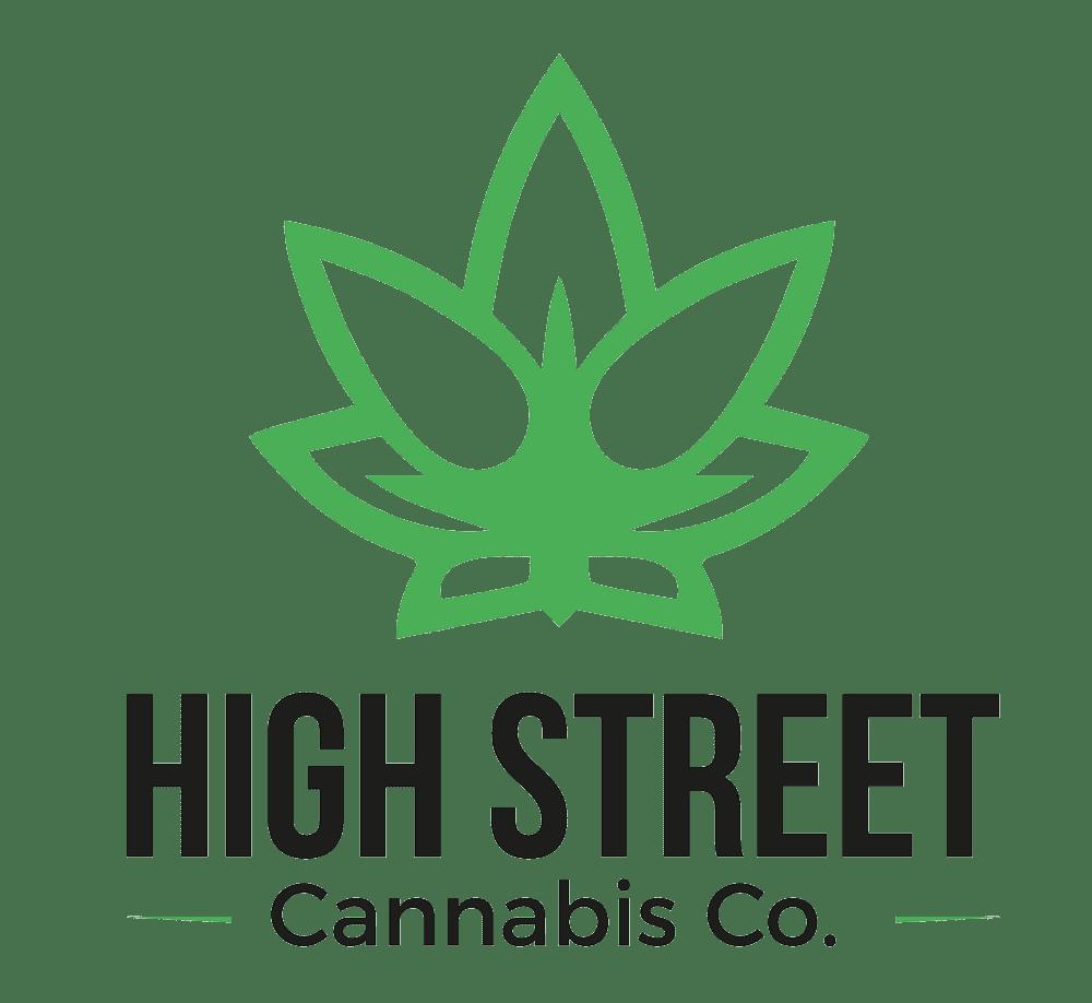 High Street Cannabis Co. logo