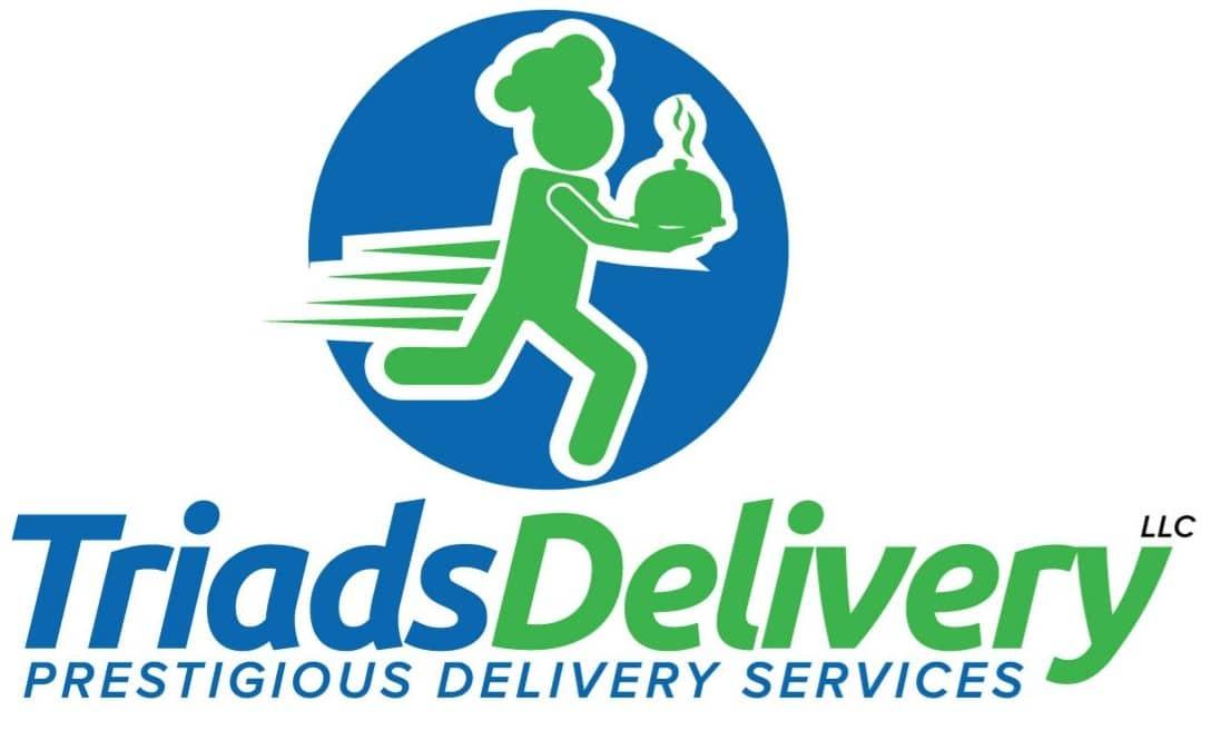 Triads Delivery, LLC logo