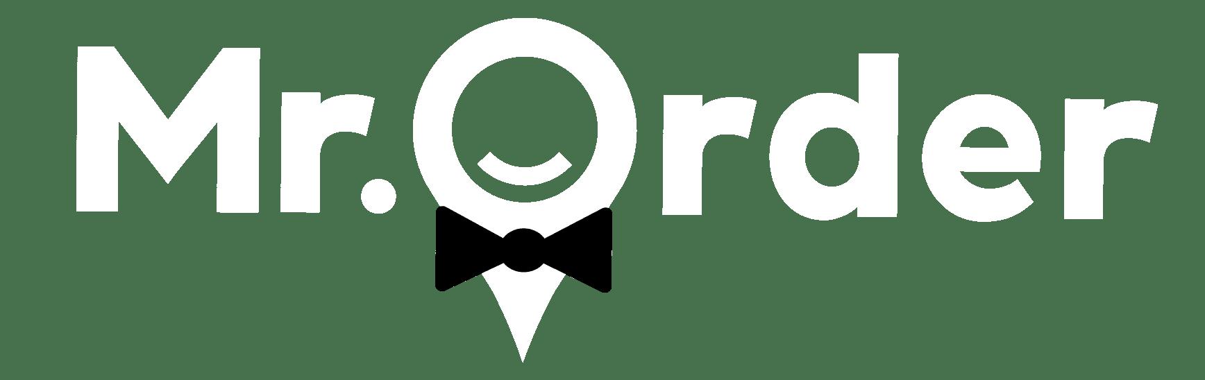 Mr. Order logo