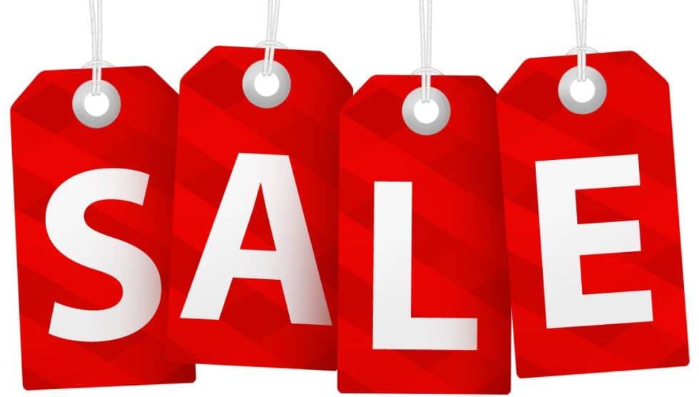 Sale items & Promos