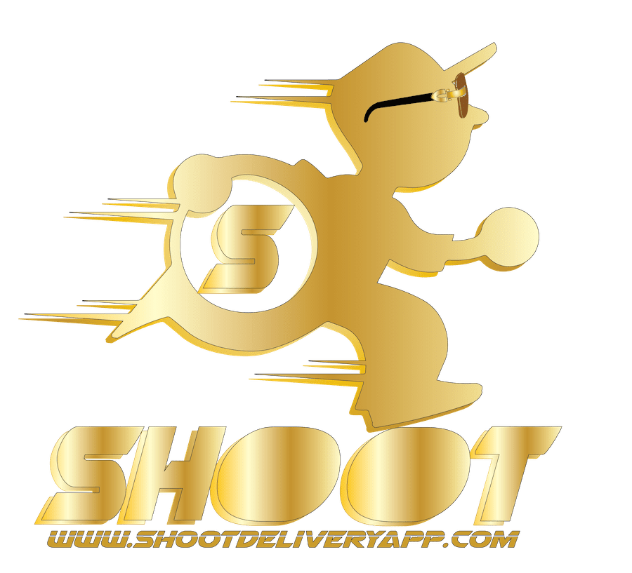 Shoot Delivery  logo