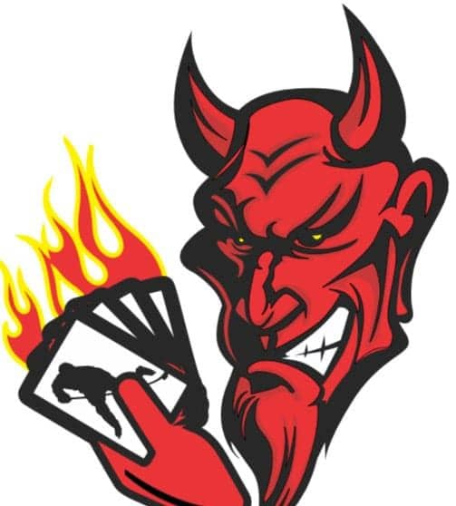 Cardboard Devil image