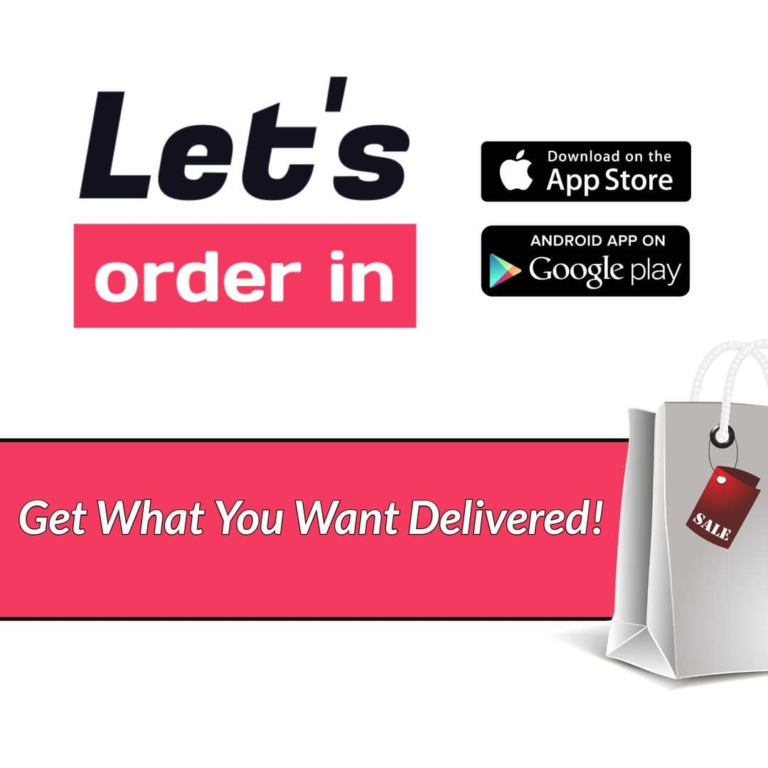 Let's Order In logo