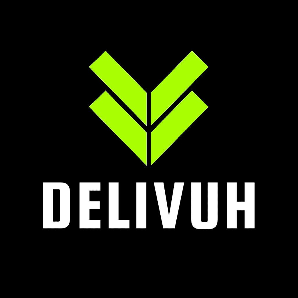 Delivuh logo