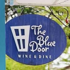 The Blue Door Wine & Dine image