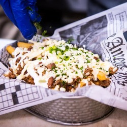 Chilli Beef Cheese Fries image