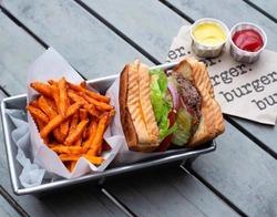 Phatty Burger image