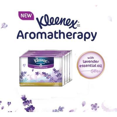 Kleenex Aroma Scented 3 Ply 4 x 44s image