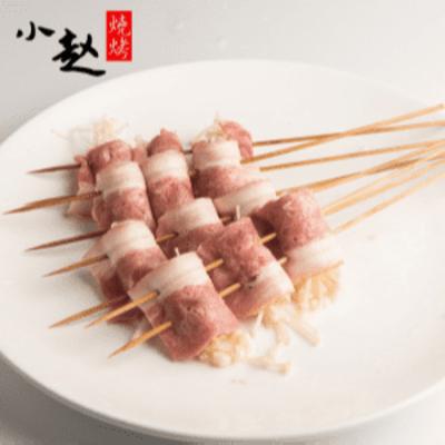 3 Layer Pork+ Enoki Mushroom 1 PCS image