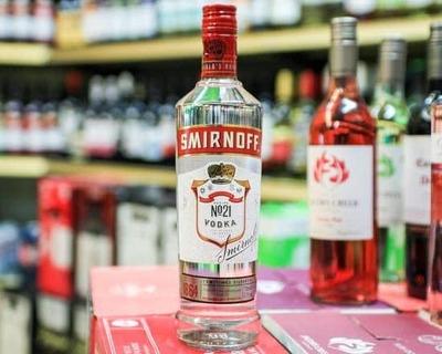 Smirnoff Vodka 1Ltr image