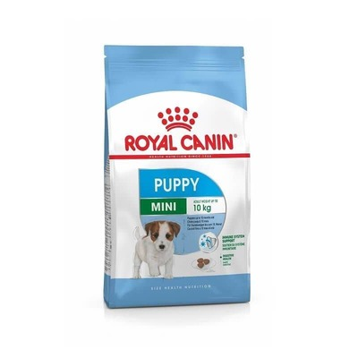 Royal Canin Mini Breed Junior Food for Puppies(4 Kgs) image