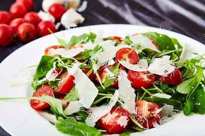 Refreshing Spring salad image