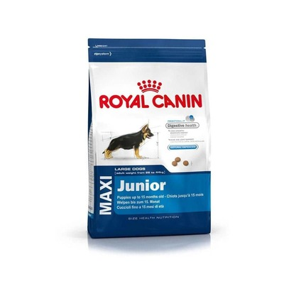 Royal Canin Maxi Breed Junior Food for Puppies (4 Kgs) image