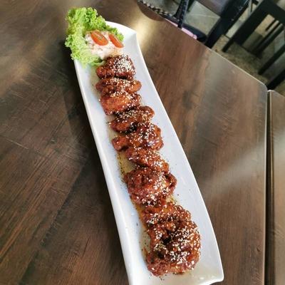 Korean Spicy BBQ image