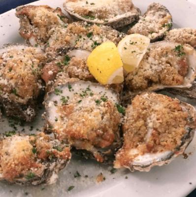 Oysters Rizzuto - Half Dozen image