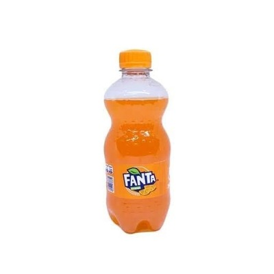 FANTA ORANGE PLASTIC BOTTLE image