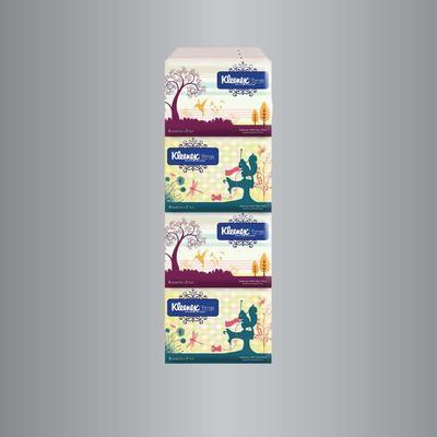 Kleenex Vintage Pocket Pack 8s x 16 image
