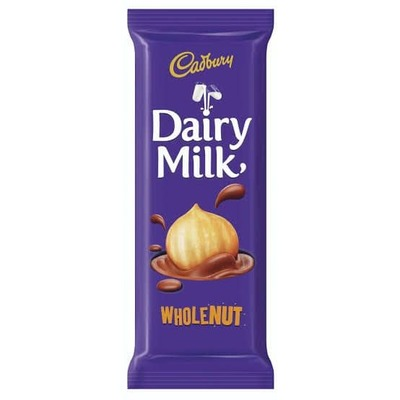 CADBURY SLAB WHOLE NUT image