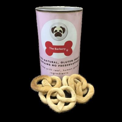Gluten Free Doggie Pretzels image