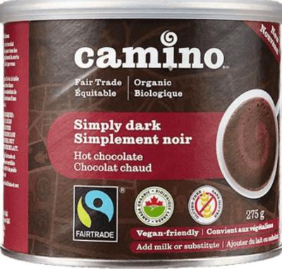 Camino Hot Choc Simply Dark Org 275G image