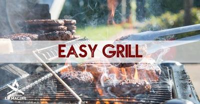 EASY GRILL (per 4 persone) image