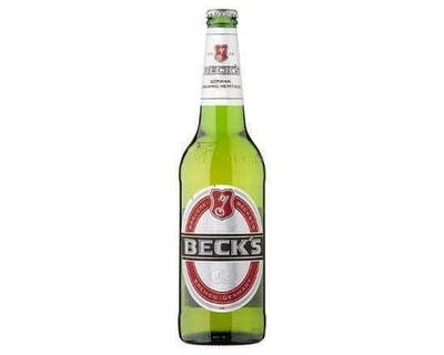 Becks 660ml image