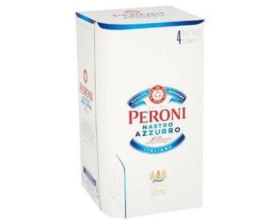 Peroni Nastro Azzurro 4 X 330ml image