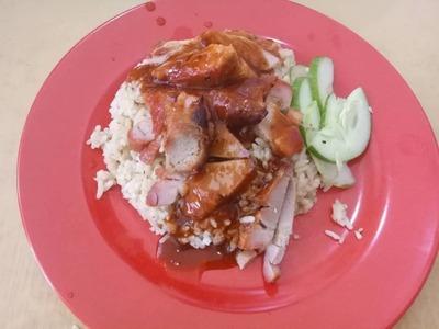 叉烧饭 Cha Siew Rice image