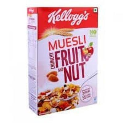 Kelloggs Muesli (Fruit and Nut) 500 GM image