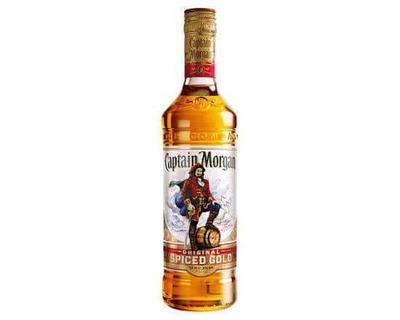 Captain Morgans Spiced Rum 70cl image
