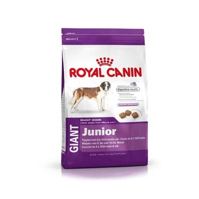 Royal Canin Giant Breed Junior Food For Puppies(15 Kgs) image