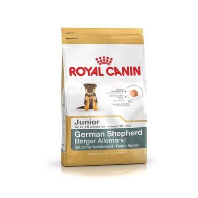 Royal Canin German Shepherd Junior Food for Puppies(12 Kgs) image
