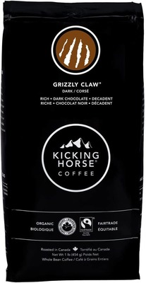 Kicking Horse Coffee Grizzly Claw 1Lb image