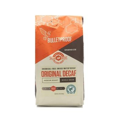 Bulletproof Coffee Whole Bean Decaf 340G image