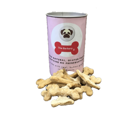 Gluten Free Peanut Butter Biscuits image